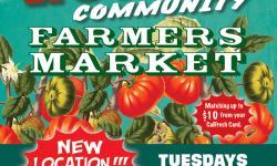 Novato's Farmers Market