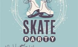 Holiday Skate Party–Strawberry Village