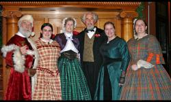 Dickens Family Holiday Falkirk San Rafael