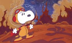 Snoopy: A Beagle of Mars