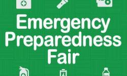 Free Emergency Preparedness Fair for the entire community