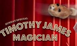 Sunday Special: Timothy James Magician, Mill Valley Library