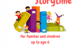 Yoga Storytime at Larkspur Library