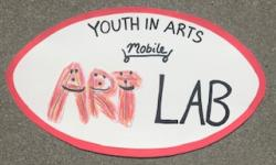 Youth in Arts Mobile Art Lab This Summer