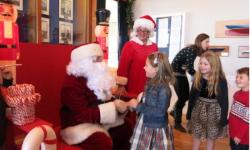 Breakfast with Santa–Sausalito Yacht Club