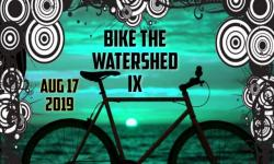 Bike The Watershed IX, San Rafael CA