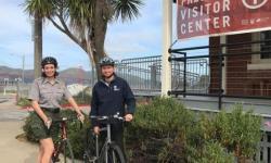 Presidio Family-Friendly Bike Ride