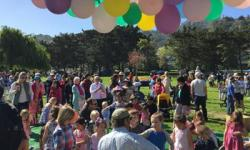 Sausalito Egg Hunt 2021