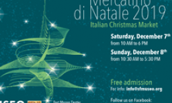 Italian Christmas Market–Fort Mason Center