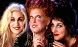 Hocus Pocus Movie, The Walt Disney Family Museum, San Francisco