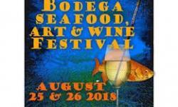 Bodega Seafood Art & Wine Festival 2018