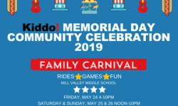 Kiddo! Family Carnival Mill Valley