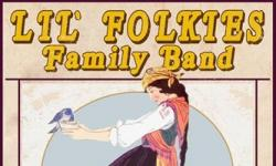 Lil' Folkies Family Band