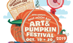 Half Moon Bay Art & Pumpkin Festival 2019