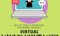 Virtual Monday Night Magic, City of Novato