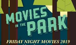 Movies in the Park, Old Mill Park in Mill Valley