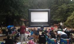 Movies in the Park, Old Mill Park Mill Valley