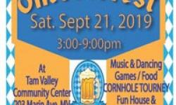 Oktoberfest, Tam Valley Community Center