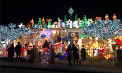 Rombeiro Christmas House, Novato