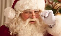 Photos & Snacks with Santa, Bay Area Discovery Museum, Sausalito