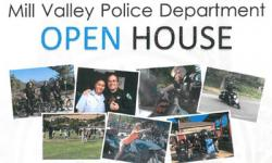 Mill Valley Police Open House
