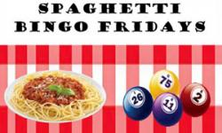 Spaghetti Bingo Fridays at Tam Valley Community Center