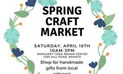 Spring Craft Market, Novato