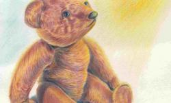 Teddy Bear Tea Book Passage