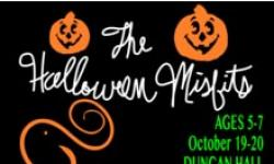 23 Elephants Theatre Company presents: The Halloween Misfits