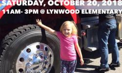 Touch A Truck at Lynwood Elementary