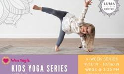 Wee Yogis Kids Yoga Series