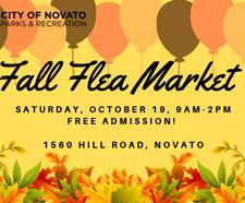 Fall Flea Market–Novato