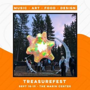 Treasurefest Marin Center
