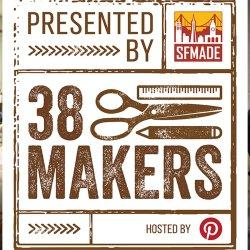 38Makers 2019 - Holiday Fair at Pinterest