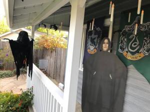 Harry Potter Halloween House