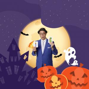 Not-So-Scary Halloween Magic Show!