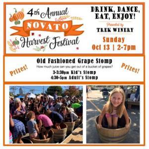 4th Annual Novato Harvest Festival