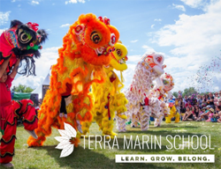 Chinese New Year Community Celebration, Terra Marin School