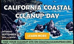 California Coastal Cleanup Day 2019