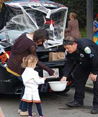 Trunk or Treat, Mill Valley Community Center