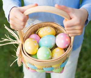 Easter Kids Egg-stravaganza! Cavallo Point, Sausalito