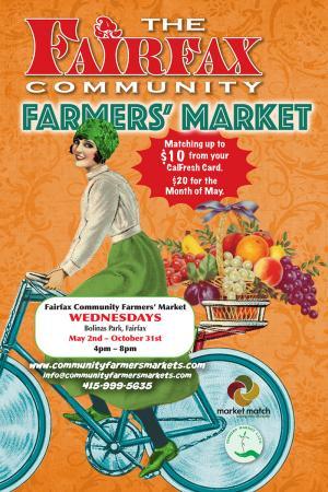 The Fairfax Community Farmers Market