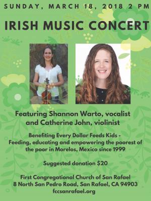 Irish Music Concert