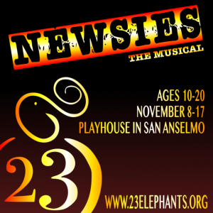 23 Elephants Newsies