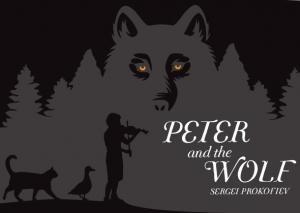 Peter and the Wolf Marin Symphony Family Concert