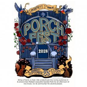 First Annual San Rafael PorchFest
