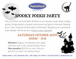 Spooky Poekie Party