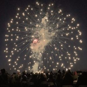 Sausalito Fireworks