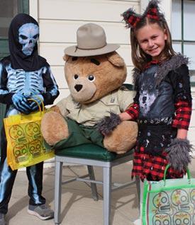 Costume Campfire Program at Sonoma Petaluma Parks