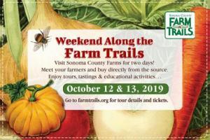 Weekend Along the Farm Trails 2019